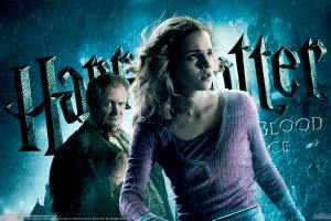 Emma Watson In Harry Potter Wide