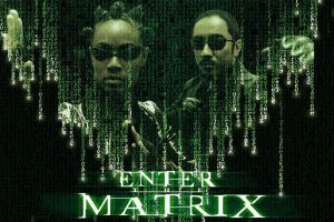 Enter Matrix Movie Wallpaper