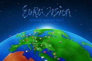 Eurovision 2012 Countrys