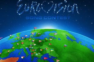 Eurovision 2012 Countrys-Other