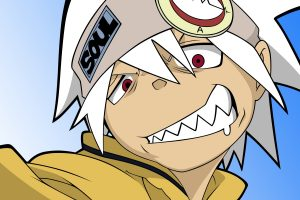 Evans From Soul Eater Wide