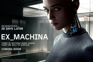 Ex Machina 2015 Movie Wide