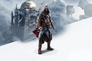 Ezio Assassins Creed Revelations Wide