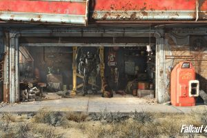 Fallout 4 Wide