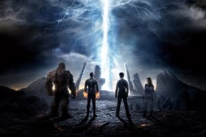 Fantastic Four 2015 Movie Wide