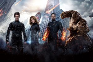 Fantastic Four Movie Wide