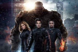 Fantastic Four Wide