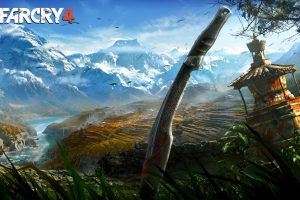 Far Cry 4 Himalayas Wide