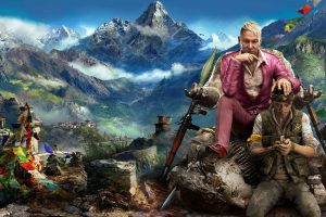 Far Cry 4 New Game Wide