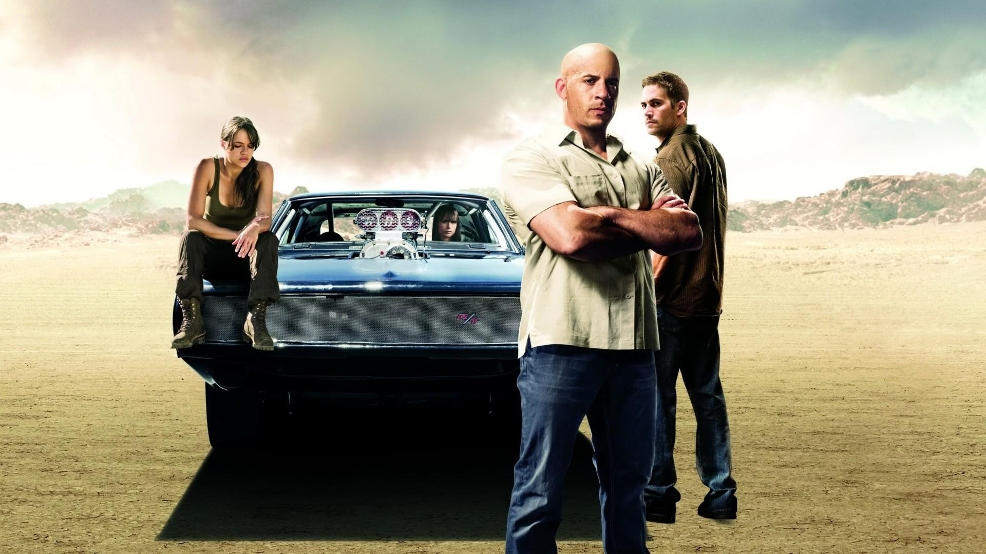 Fast Furious Poster