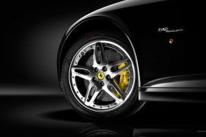Ferrari 612 Wheels Wide