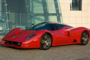 Ferrari P4 By Pininfina Wide