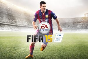 Fifa 15 Game Wide