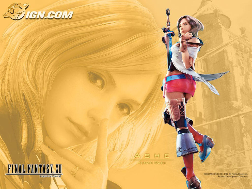 Final Fantasy Xii Ashe Wallpaper Nice Skirt