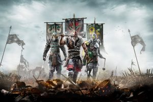 For Honor 2016 Game Wide