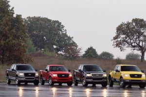 Ford F 150 Series Wide