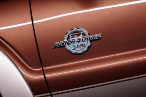 Ford F Series Badging