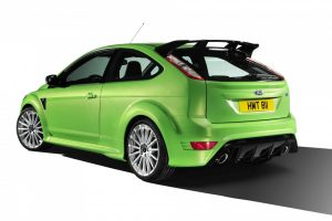 Ford Focus Rs Wide