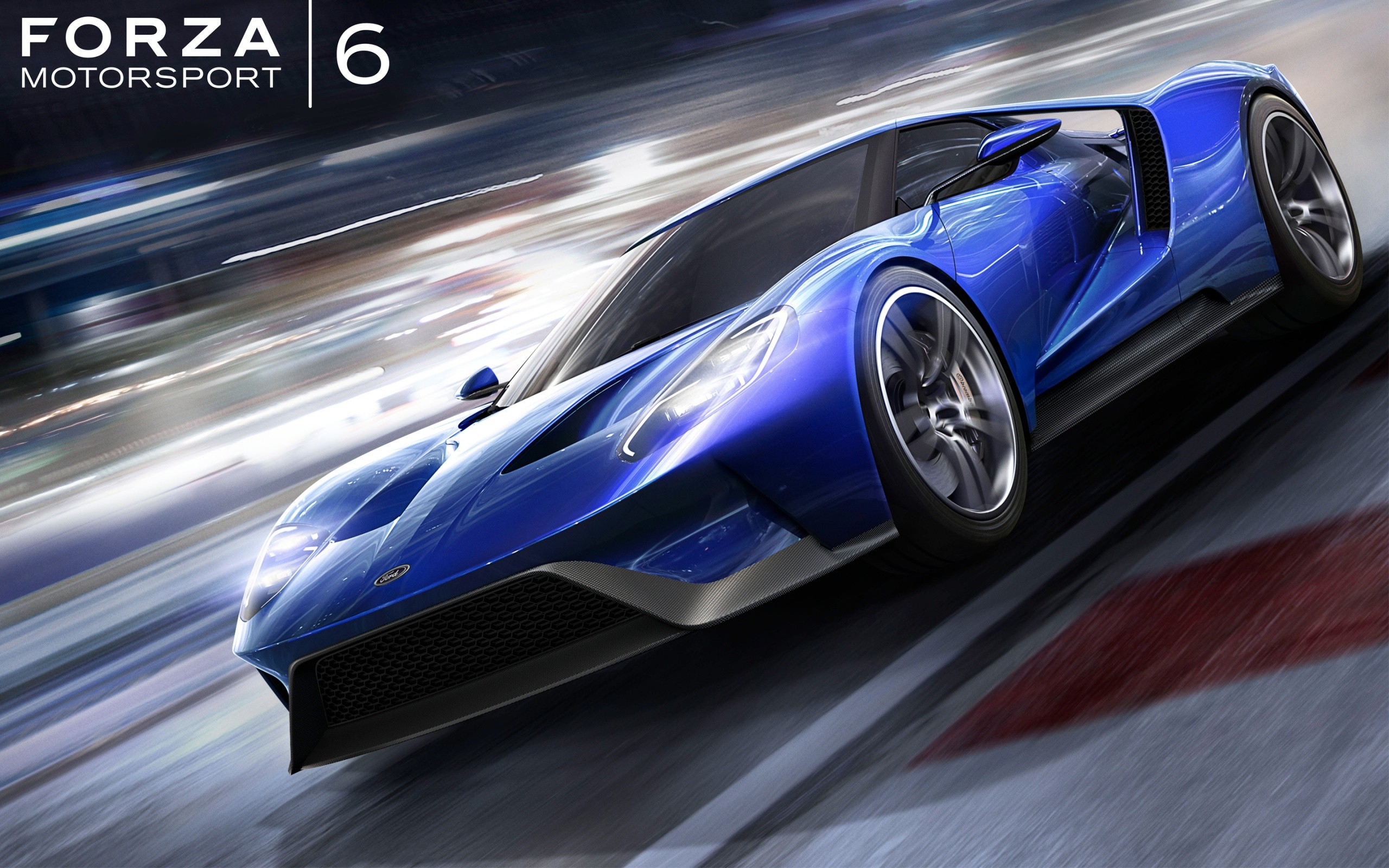 Ford Gt Forza Motorsport 6 Wide