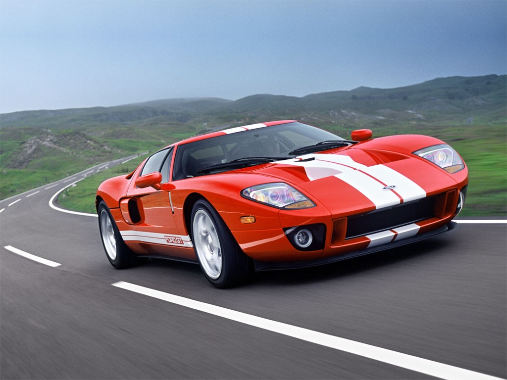 Ford Gt Speed Test