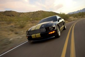 Ford Mustang Shelby Gth