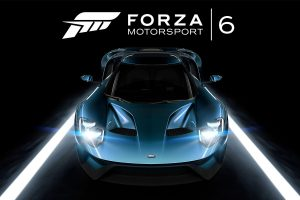 Forza Motorsport 6 Ford Gt Wide