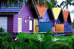 Funny Houses In Bahamas