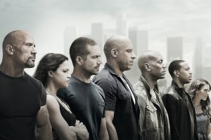 Furious 7 2015 Movie Wide