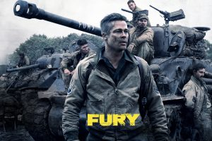 Fury Movie Wide