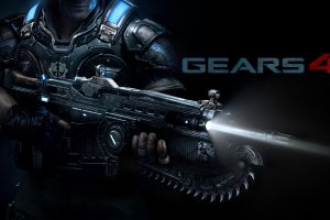 Gears Of War 4 Wide