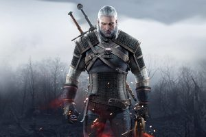 Geralt Of Rivia In The Witcher 3 Wild Hunt Wide