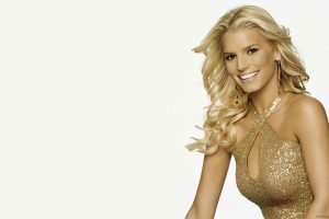Gold Girl – Jessica Simpson Wide