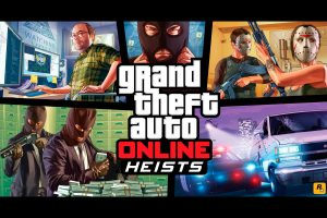 Grand Theft Auto Online Heists Wide