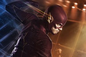 Grant Gustin As Barry Allen The Flash Wide