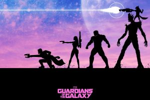 Guardians Of The Galaxy Movie 2014 Wide