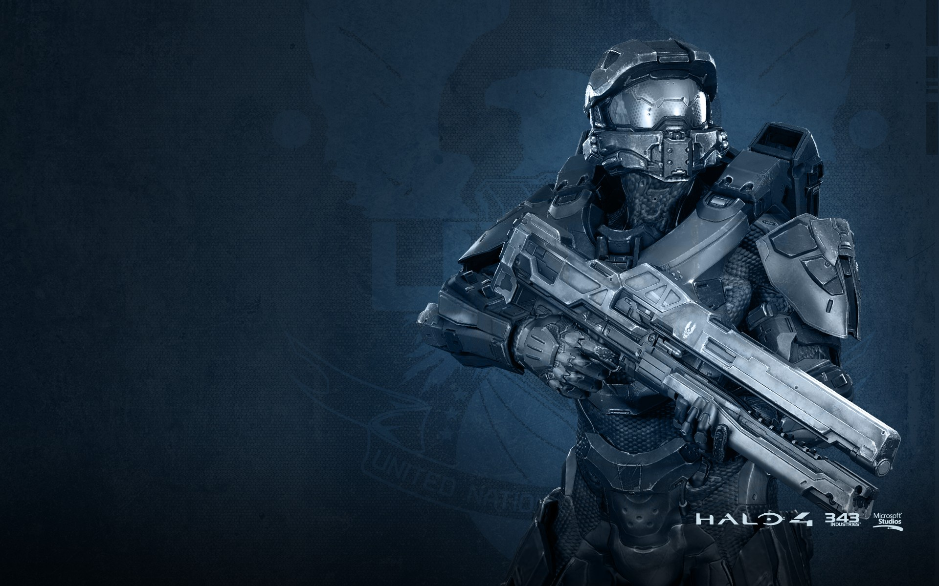 Halo 4 Master Chief Wide