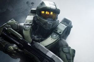 Halo 5 Chief