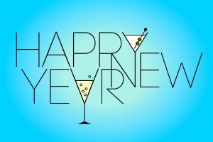 Happy New Year 2015 Wide