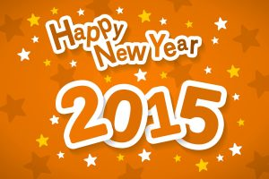 Happy New Year 2016 Wide