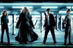 Harry Potter And The Half Blood Prince Characters Wide