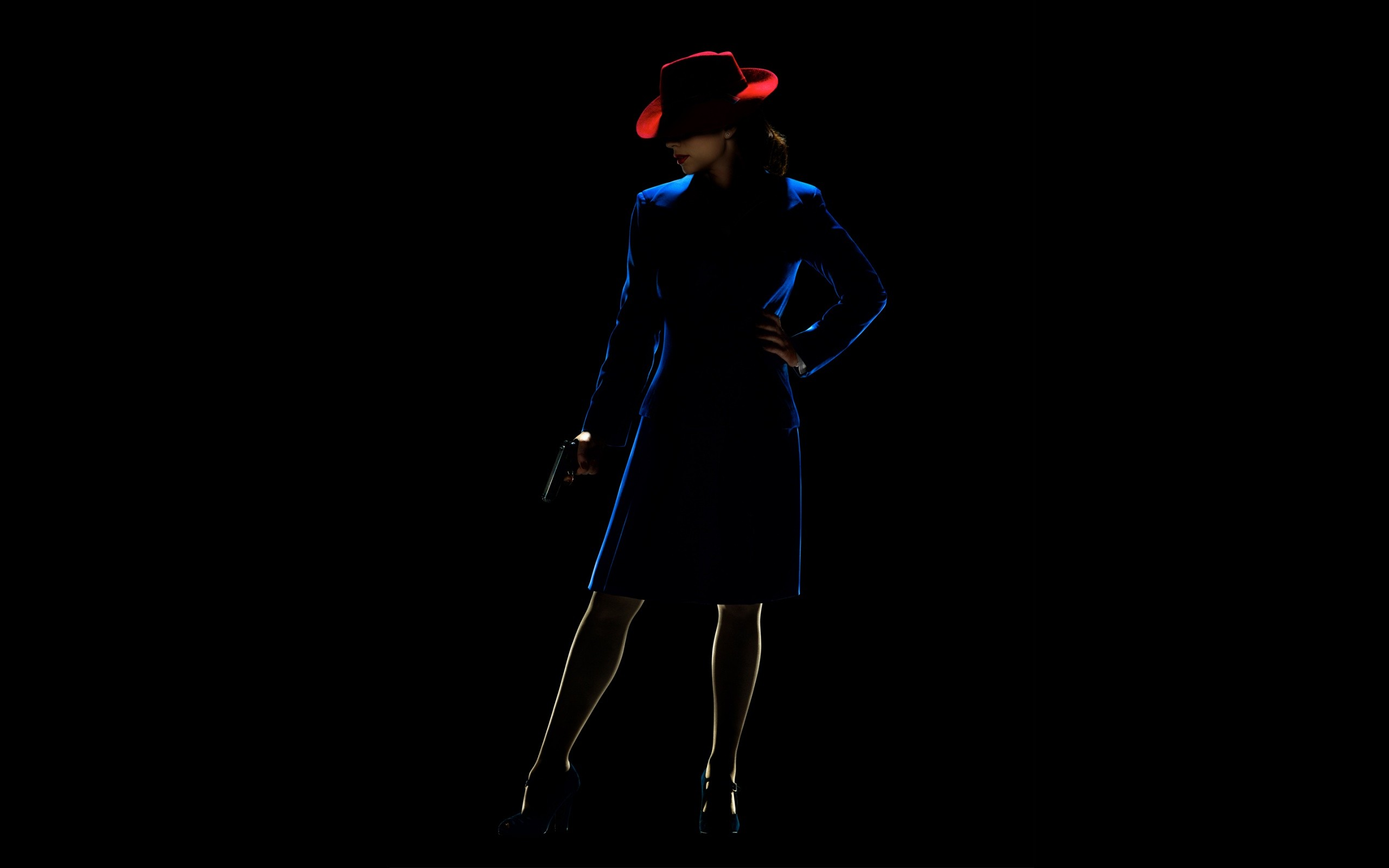 Hayley Atwell Agent Carter Wide