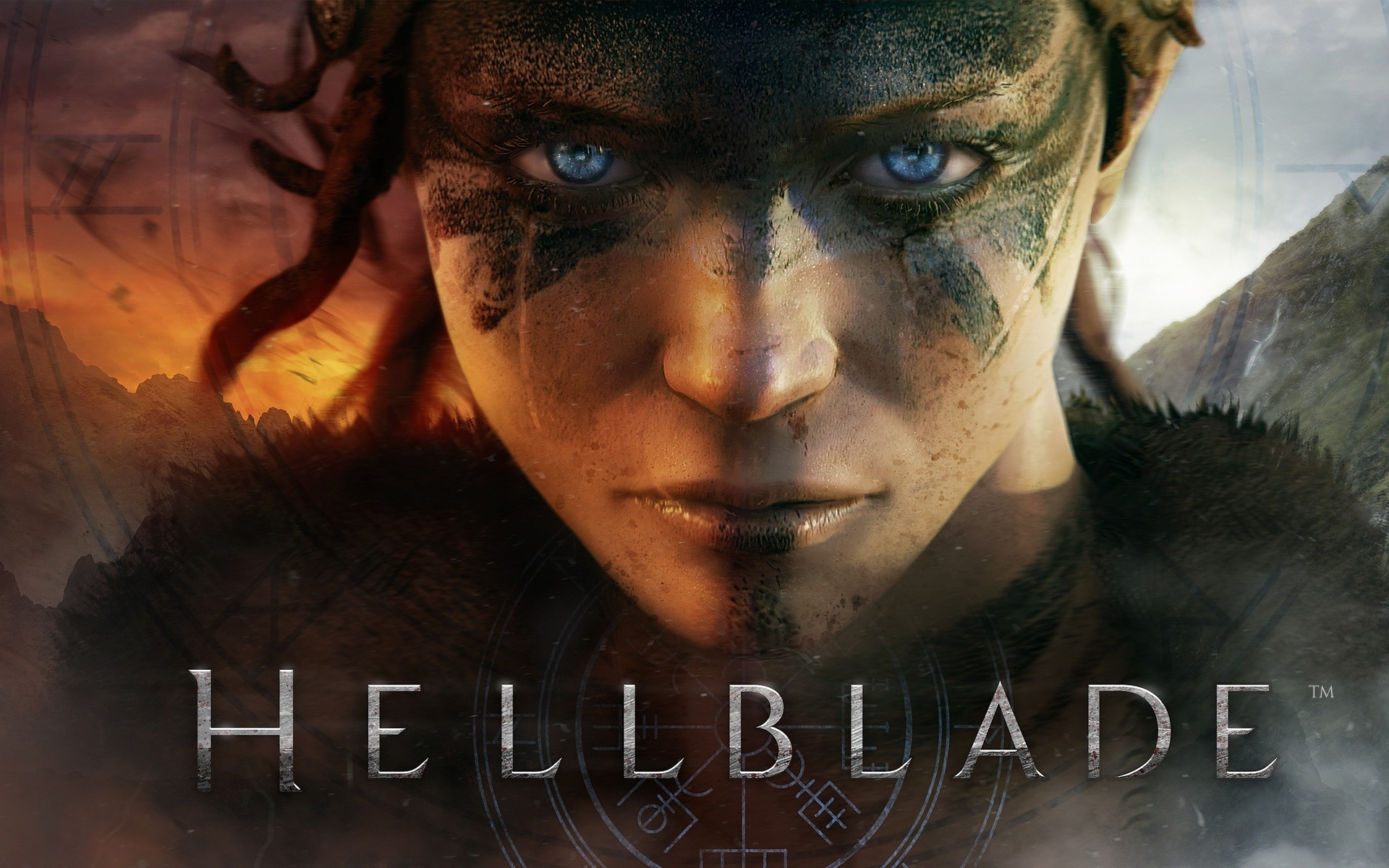 Hellblade Ps4 Game Wide