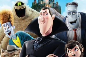 Heroes From Hotel Transylvania Wide