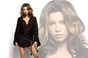 Hot Hollywood Babe – Jessica Biel Wide