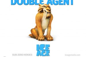 Ice Age 2 Double Agent Tiger Diego