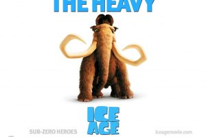 Ice Age 2 Mammoth Manfred