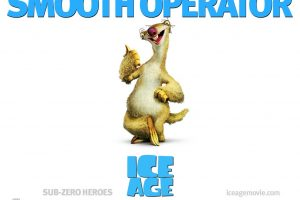 Ice Age 2 Smooth Operator Sid
