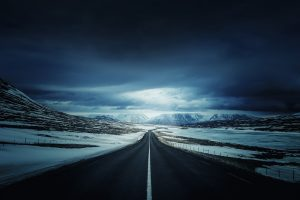 Icelands Ring Road Wide