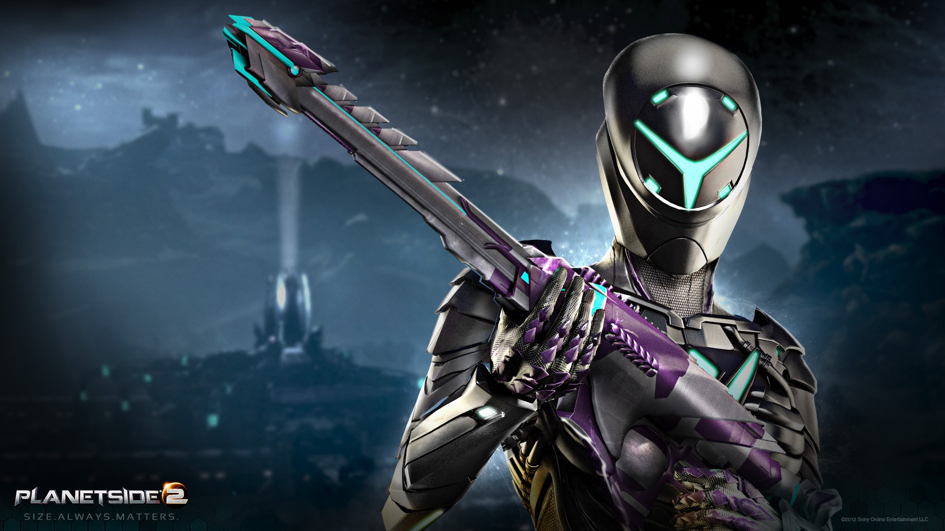 Infiltrator Planet Side 2