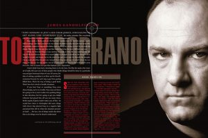 Interview Gandolfini Tony The Sopranos